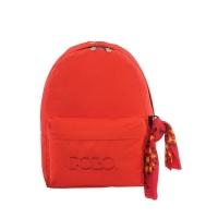 σχολικη τσαντα Polo με μια θηκη κωδικος 9-01-135- 43 3262ccfe949